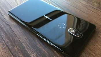 再度拿起诺基亚:诺基亚 Nokia 7黑色版轻度体验