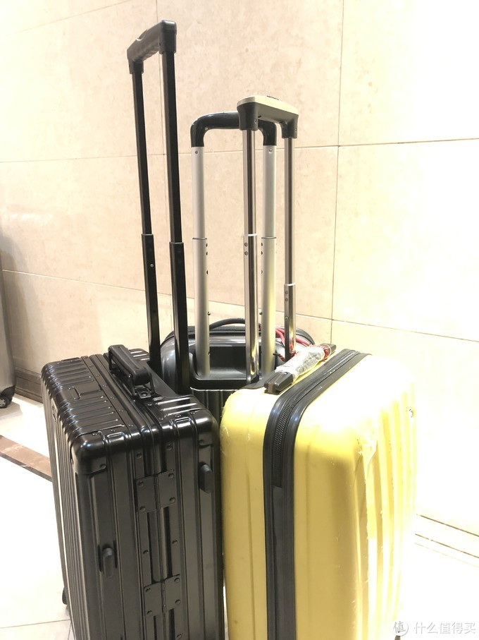 旅行好伙伴 淘宝心选 铝镁合金20寸拉杆箱