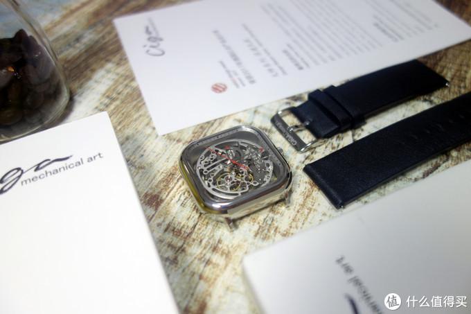 透视机械之美,体验CIGA Design全镂空机械腕表