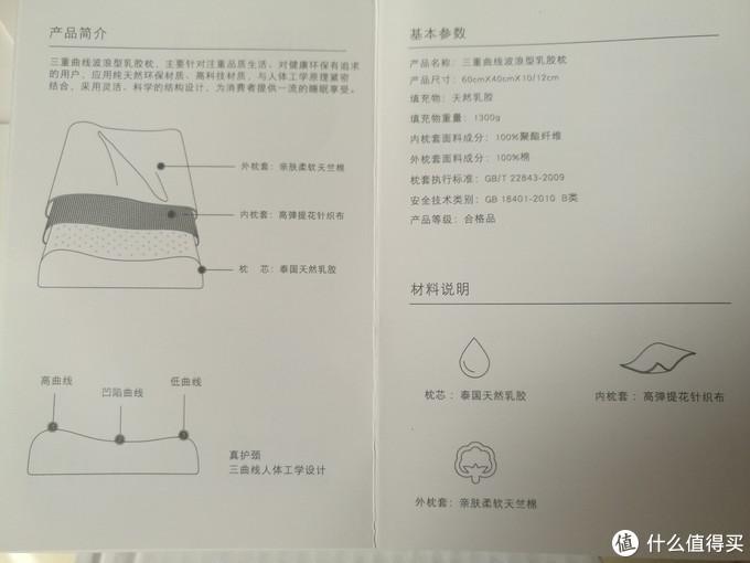 绝世好情人:淘宝心选三重曲线波浪形天然乳胶枕