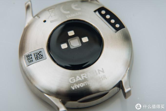 易搭配的生活型智能腕表:Garmin Vivomove HR