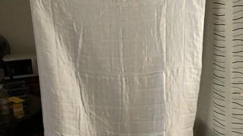淘宝心选 用的放心 6层儿童纱布浴巾(两条装)