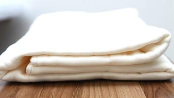 给我家小魔王细致的呵护——淘宝心选6层儿童纱布浴巾