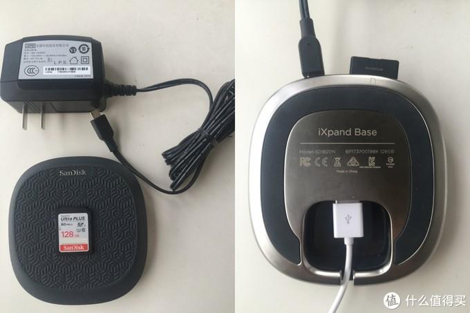 全自动懒人福音:SanDisk 闪迪 欣享 iPhone自动备份充电座 开箱