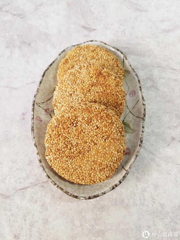 椒盐火烧+麻酱火烧 (附椒盐做法)