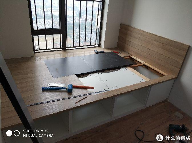 贫穷使人多才多艺:打一个IKEA 宜家牌榻榻米