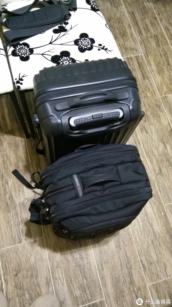 与20寸行李箱对比