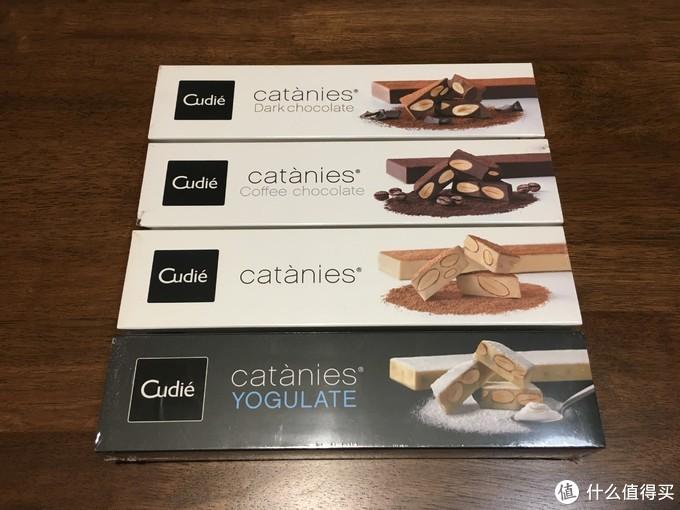 口味驱动型甜品——西班牙Cudie巧克力试吃(轻众测)