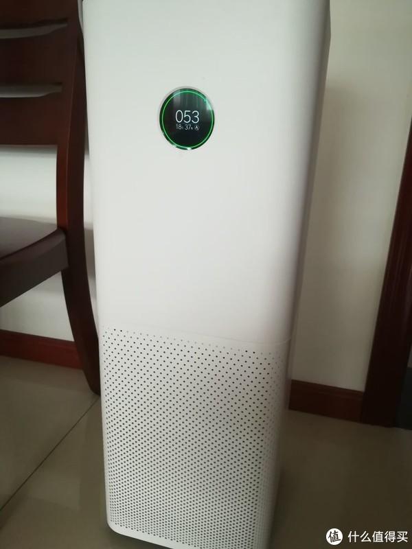 MI 小米 pro 空气净化器 开箱