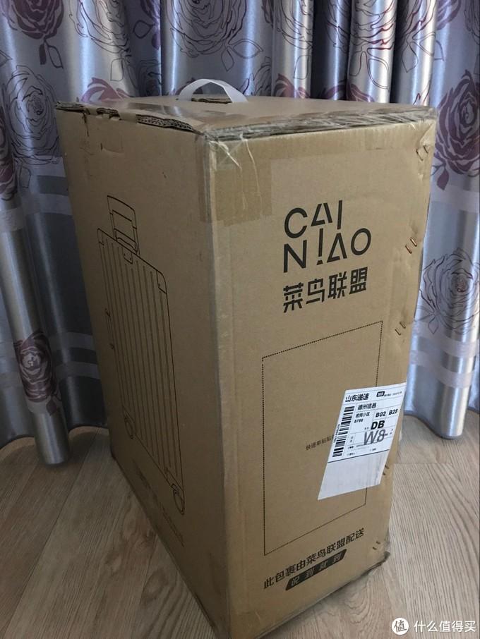 迟来的众测产品——淘宝心选 铝镁合金拉杆箱20寸