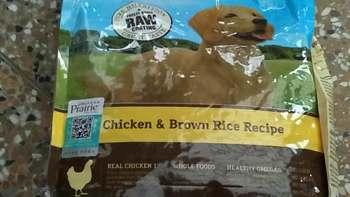 乐乐的口粮开啦,Prairie百利均衡草原系列鸡肉糙米全犬粮27LB