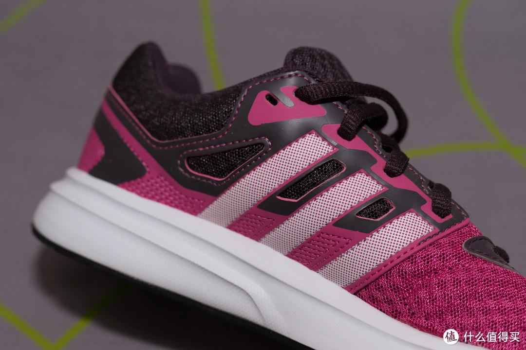 adidas 阿迪达斯 GALAXY 2 W 女子跑鞋 开箱