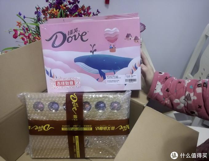 """不敢说的""""爱""""都表达出来——德芙巧克力礼盒简评"""