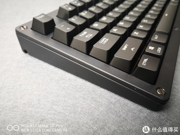 COUGAR 骨伽 Puri Tkl 87机械键盘 轻体验