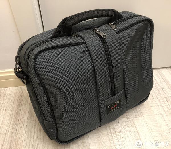 不油腻的大叔的包们 篇三:飞行随身包?通勤包?公文包?Tom Bihn Pilot 单肩包 使用评测