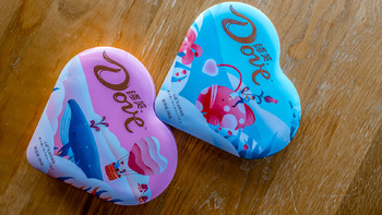 Do you love me?德芙(Dove)马卡龙+尊慕巧克力礼盒品鉴