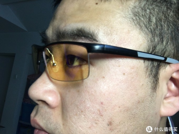 HINDAR 防蓝光眼镜 评测