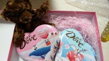 天上掉下个巧克力-德芙(Dove)巧克力礼盒组合装 马卡龙礼盒+尊慕礼盒