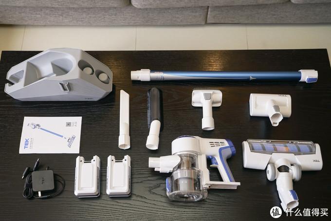 比想象中惊喜的国货——泰怡凯TEK太空清道夫 A10 无线吸尘器众测体验