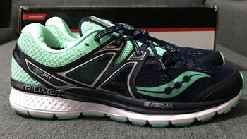 圣康尼 Triumph ISO 3跑鞋穿着体验(配色|鞋舌|鞋垫)