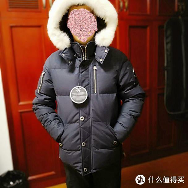 Men's 3Q Parka 男士羽绒大衣 简晒