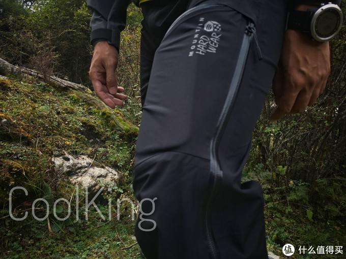 eVent薄膜初次尝试—Mountain Hardware 山浩 Quasar Lite Pant测评