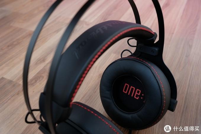 AJAZZ黑爵 The one7.1 USB声卡游戏耳机