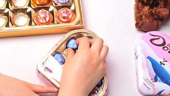 广告好还是口感好,吃了才知道:德芙巧克力( 尊慕礼盒+马卡龙礼盒)众测试吃
