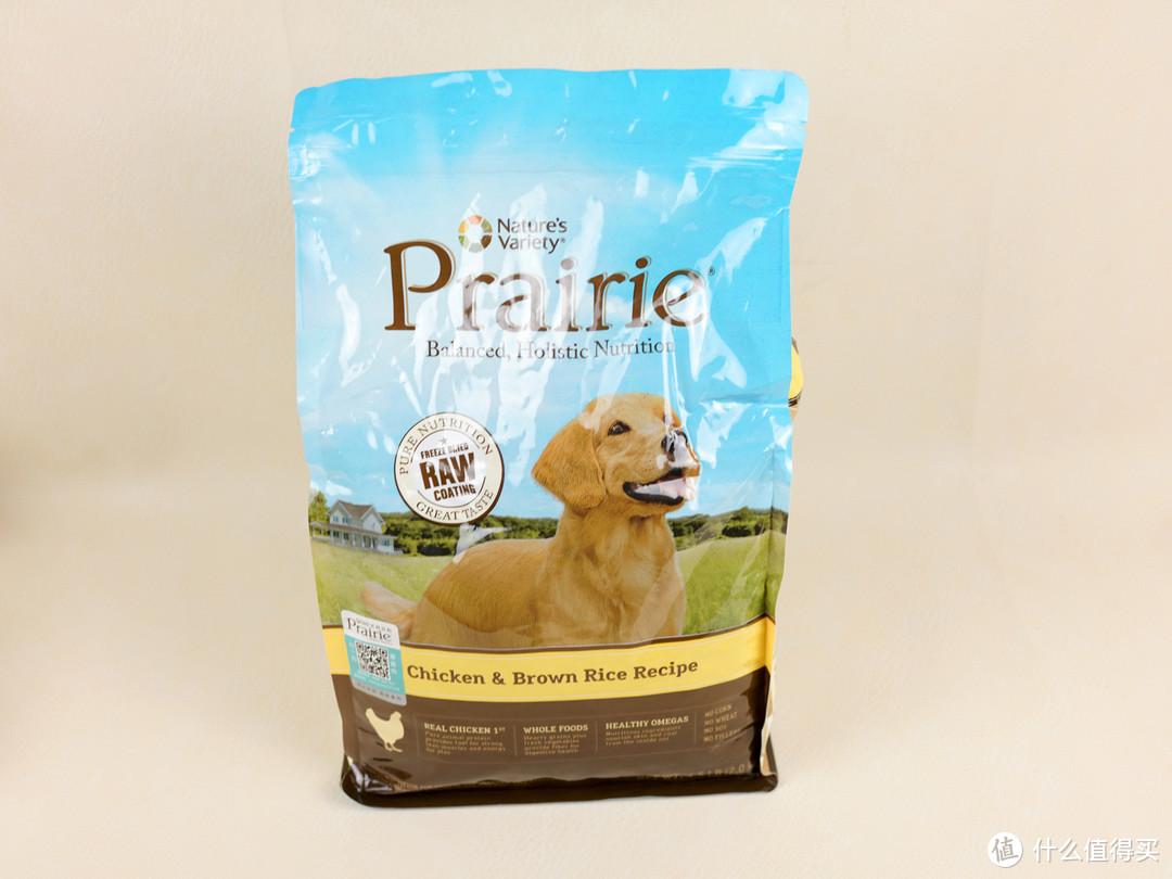 猫咪也爱吃:Prairie 百利草原系列鸡肉犬粮喂养记