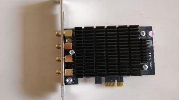 普联 TL-WDN8280  网卡使用·感受(接头|显卡·|天线)
