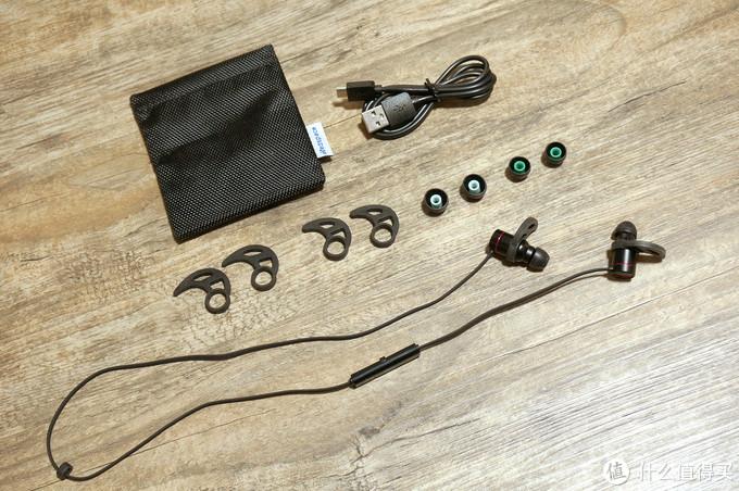 动感音乐为运动助力:Astrotec 阿思翠 BX60无线运动蓝牙耳机评测