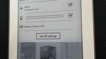 巴诺书店 NOOK GlowLight 电子书阅读器开箱总结(开发者模式 安装程序 阅读速度 优点 缺点)