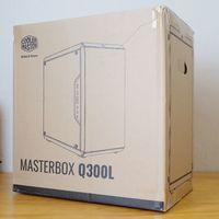 酷冷至尊 MasterBox Q300L 迷你机箱外观展示(风扇位|接口|散热孔|防尘网|面板)