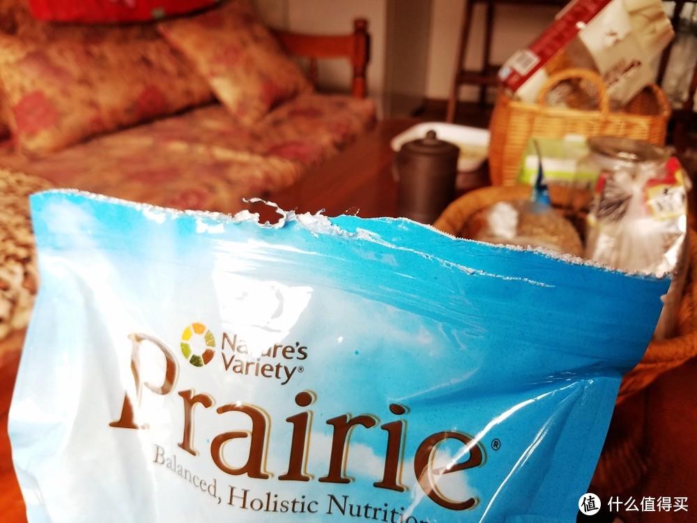 是不是汪星人的首选呢?开测Prairie百利均衡草原系列鸡肉糙米全犬粮