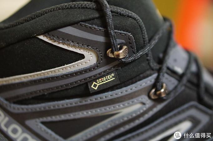 #原创新人# 为超轻而生的顶级徒步登山靴,Salomon 萨洛蒙  X Ultra 3 MID GTX 徒步鞋
