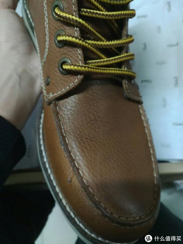靴子 篇一:#原创新人#海淘Crevo 男靴 开箱