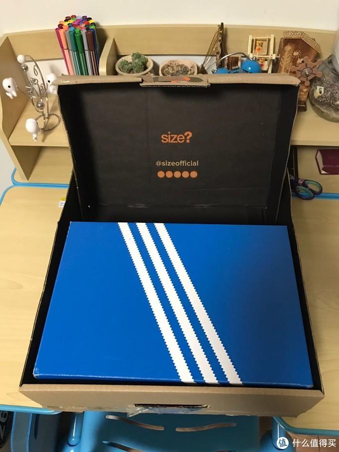 送给自己的新年礼物:我的第二双Adidas Originals 阿迪达斯 EQT Support 93/17 运动鞋 开箱