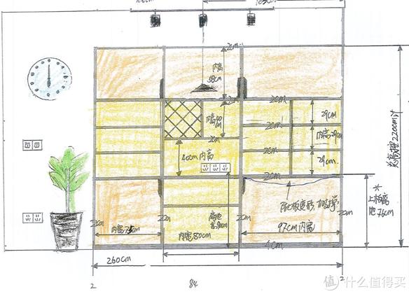 #原创新人#也来谈谈我家的收纳空间