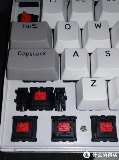 Shera爸的拆解评测:颜值小清新:DURGOD杜伽K310机械键盘开箱