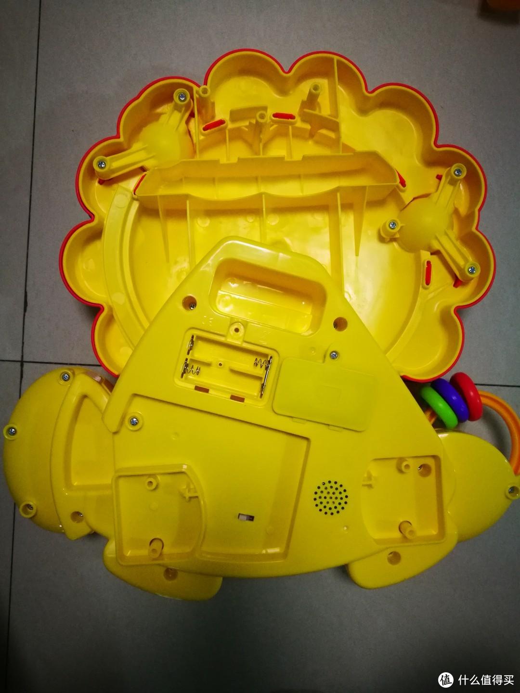 #原创新人# 孩子的第一辆学步车—Fisher Price 费雪 多功能狮子学步车 开箱