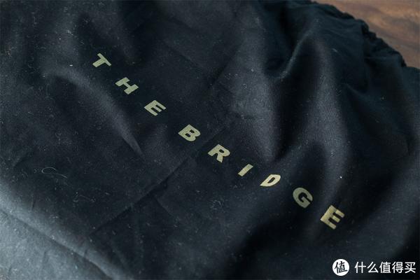 海外桥包的归国之路—THE BRIDGE 骚蓝晒单