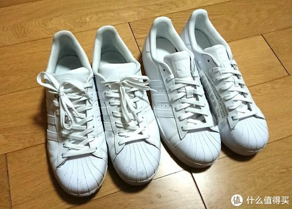 80s到底离我有多遥远—英淘Adidas 阿迪达斯 Superstar 板鞋 亲身经历