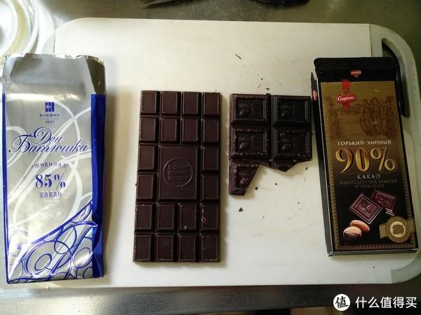 一发入魂之生巧克力制作