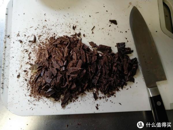 暗黑料理小能手 篇一:一发入魂之生巧克力制作