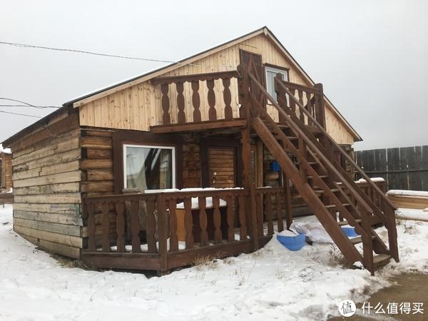 我们去俄罗斯冰封的贝加尔湖度了个蜜月