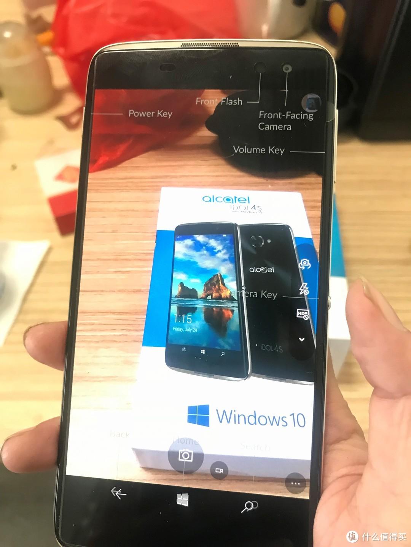 为了0.1%,99刀的信仰:Microsoft 微软 Alcatel 阿尔卡特 4S GSM Unlocked 手机
