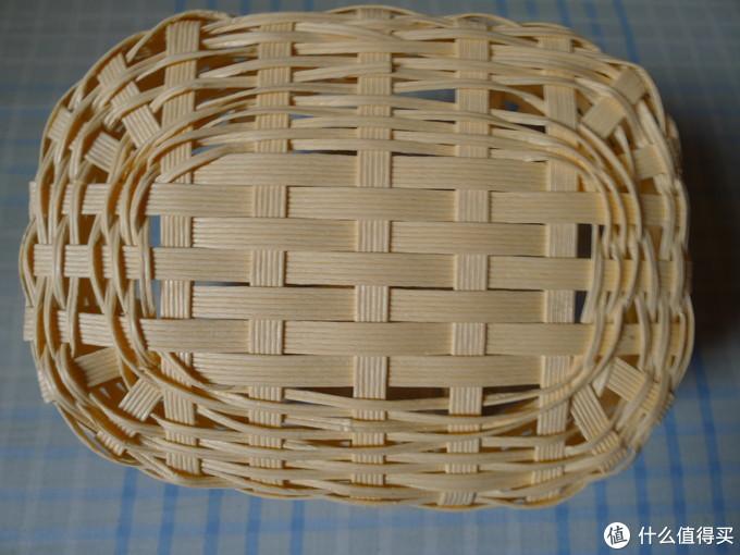 手残手工,大创 纸绳编织篮子 开箱