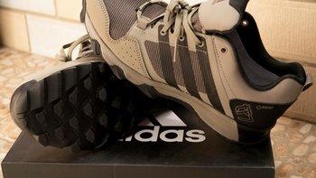 阿迪达斯 KANADIA 7 TR GTX 男士户外跑鞋外观展示(鞋舌|鞋头|鞋面|外底)