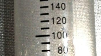 孔雀 LKB-40 不锈钢保温焖烧壶使用总结(容量 保温 焖烧)