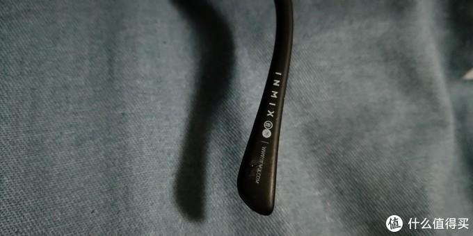 为了健康,第一次戴眼镜的体验  INMIX音米 防蓝光眼镜